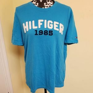 Tommy Hilfiger Logo T-Shirt, sz L